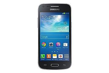 Samsung Galaxy Core Plus G3500 Smartphone débloqué 3G+ (Ecran : 4,3 pouces 4 Go Simple SIM Android) Noir