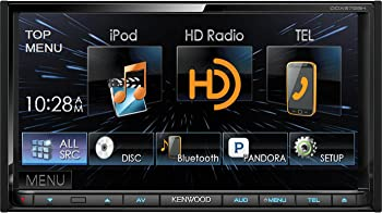 Kenwood DDX672BH Double Din Receiver