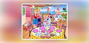 Kids Hazel Valentines Day-Baby Dress Up & Care: Children's Games by 薛振河