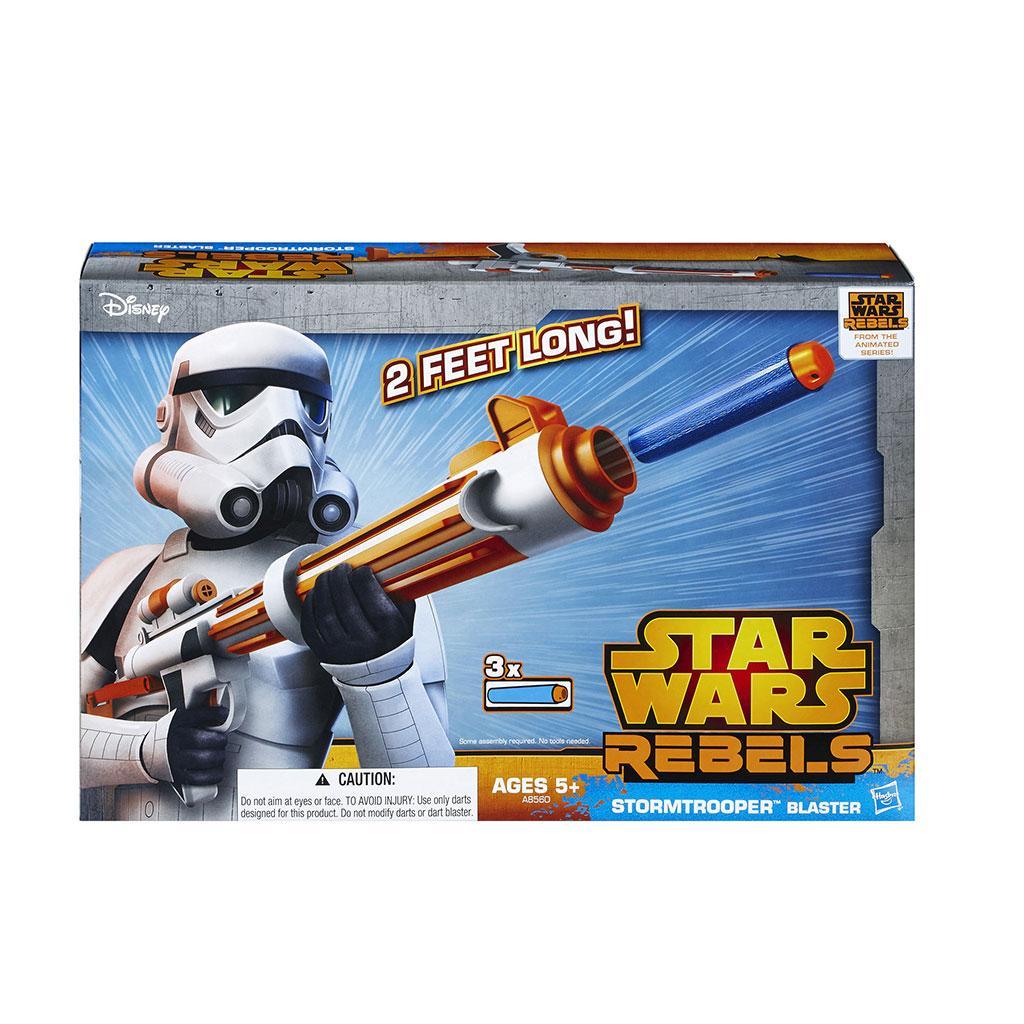 Amazon.com: Star Wars Rebels Stormtrooper Blaster: Toys & Games