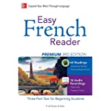 Easy French Reader Premium, Third Edition: A Three-Part Text for Beginning Students + 120 Minutes of Streaming Audio (Easy Reader Series)