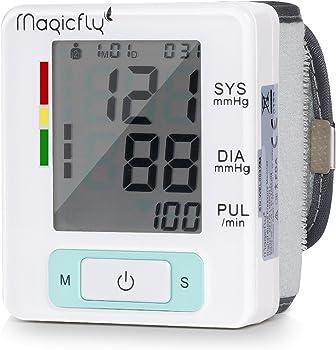 Magicfly Wrist Blood Pressure Monitor