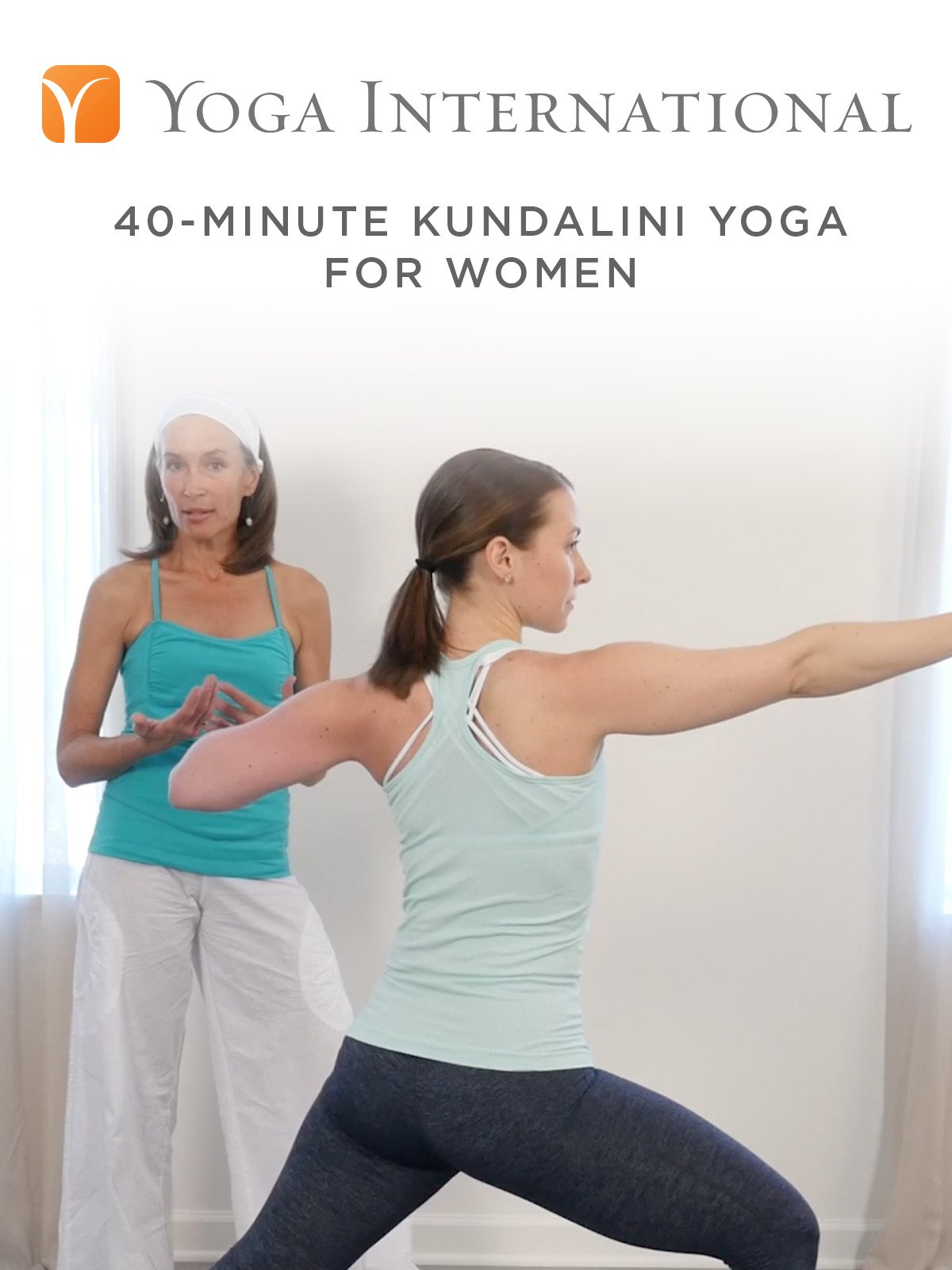 40-Minute Kundalini Yoga for Women