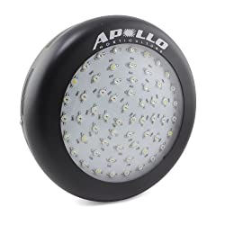 Apollo Horticulture GL45LED Full Spectrum 135W LED Grow Light for Plant Growing