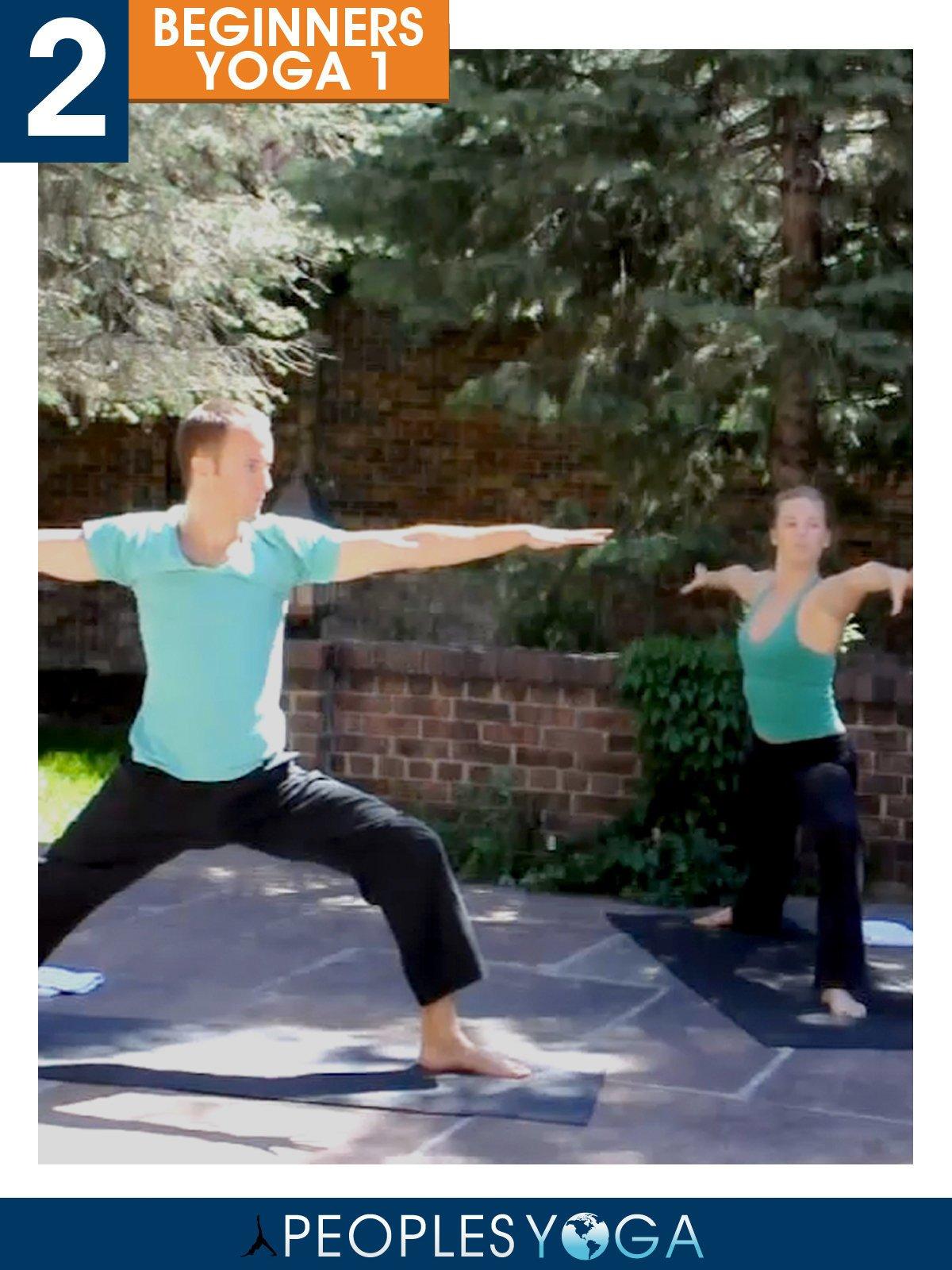 Beginner Yoga on Amazon Prime Video UK