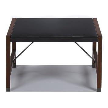 Marvin Table Basse De Jardin Retro Noir Alinea 70 0x42 0x70 0 Fr Shop