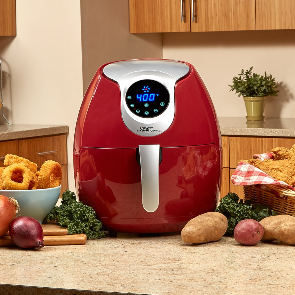 Red XL Power Air Fryer