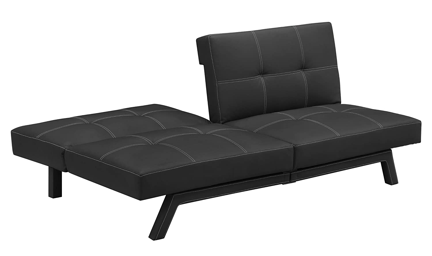 fortable Furniture Armless Adjustable Position