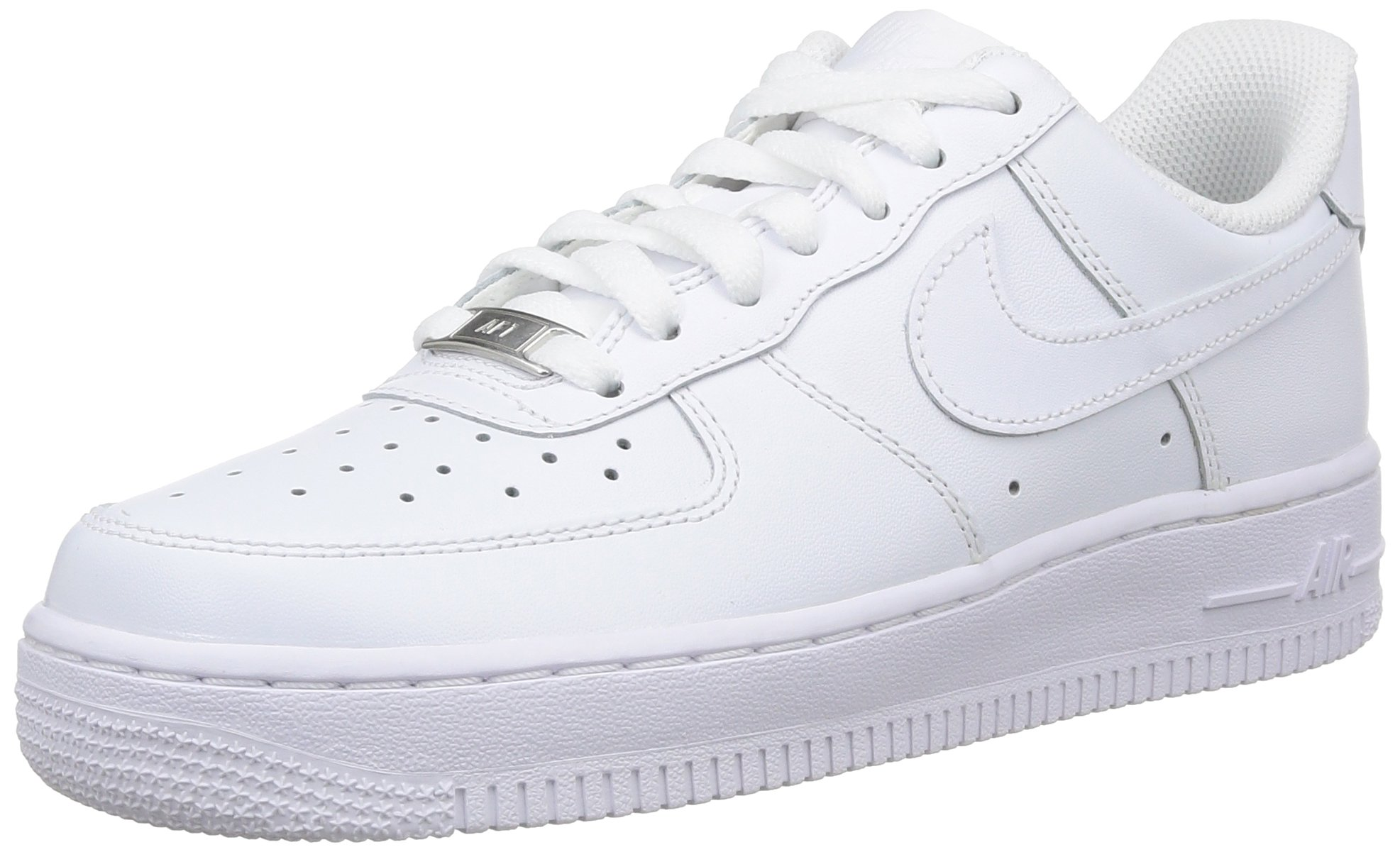 Galleon - Nike WMNS Air Force 1 07 Low All White Women .