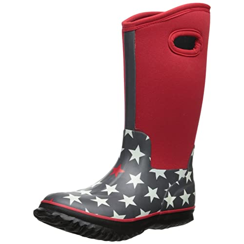 Hatley Little Boys All-Weather Boots Bright Stars