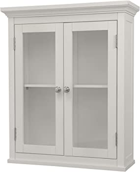 Elegant Home Fashions Madison Wall Cabinet