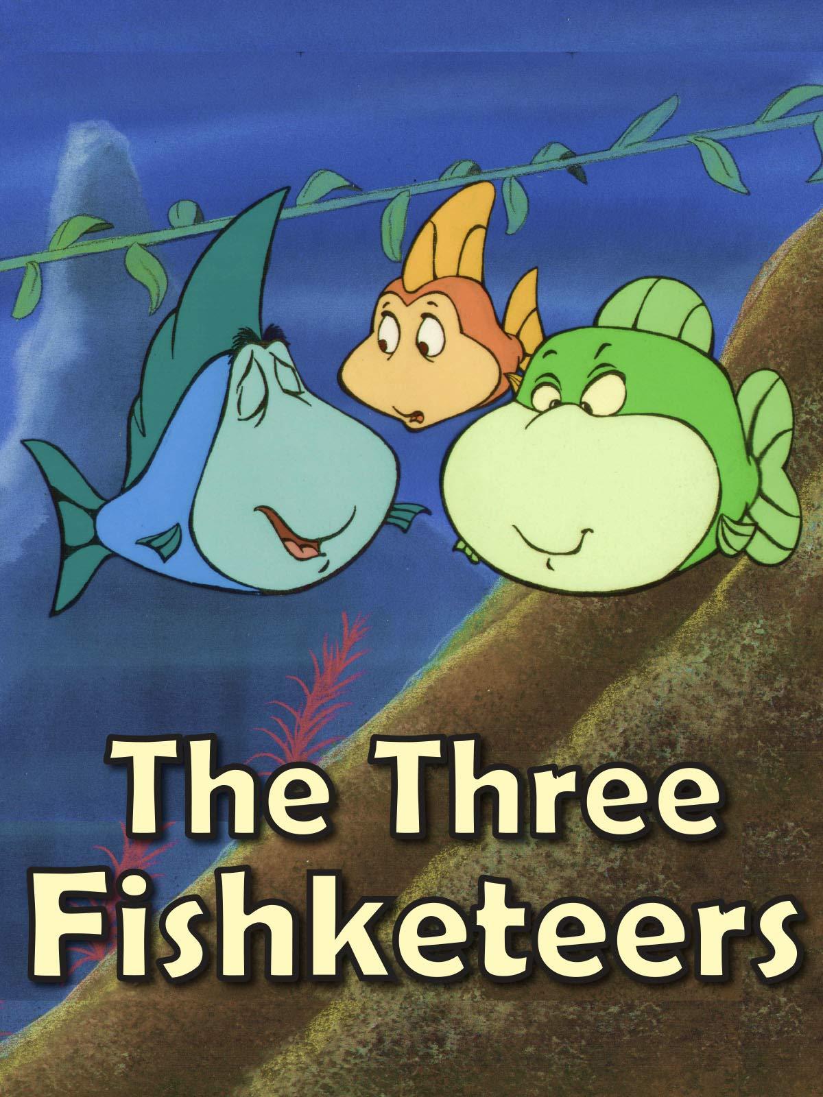 The Three Fishketeers on Amazon Prime Instant Video UK