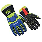Ringers Gloves R-33 Extrication Gloves, Cut-Resistant Gloves with KevLoc Grip, Small (Color: Multi, Tamaño: Small)