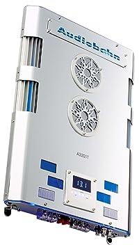 Audiobahn a3201T 2 canaux classe a/b amplificateur mosfet amplificateur