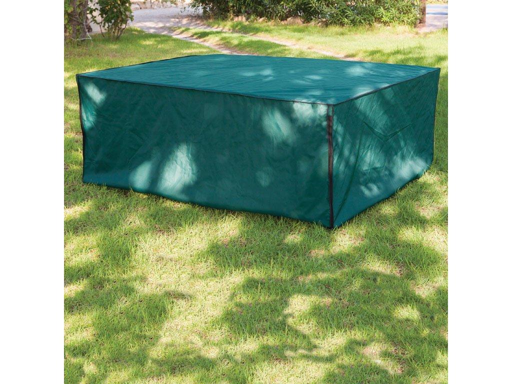 Schutzhülle Premium für Tischgruppe eckig 80x120x200cm