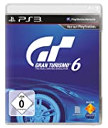 Post image for Gran Turismo 6 (PS3) ab 44,95€ vorbestellen *UPDATE*