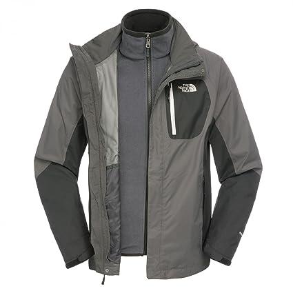 The North Face Zenith - Homme - Triclimate gris (Taille cadre: XXL) veste doublée