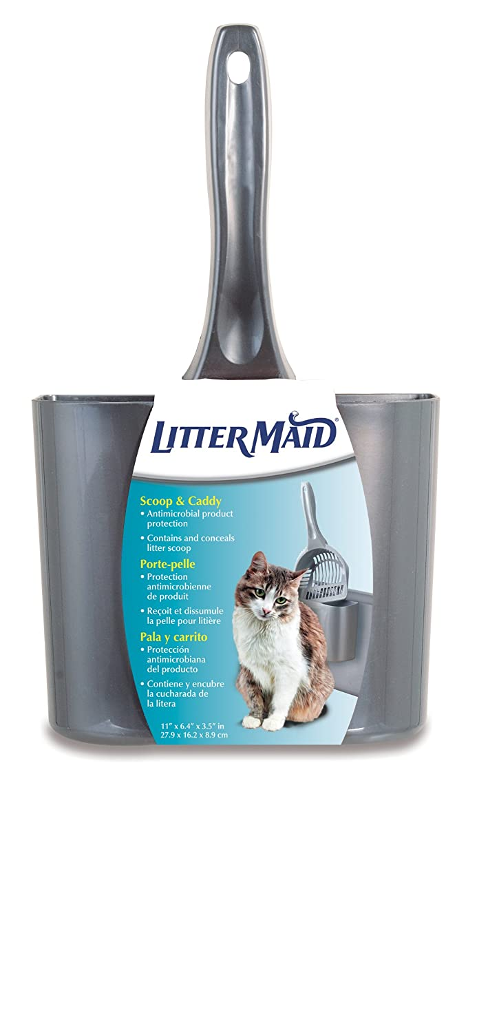 litter scoop caddy