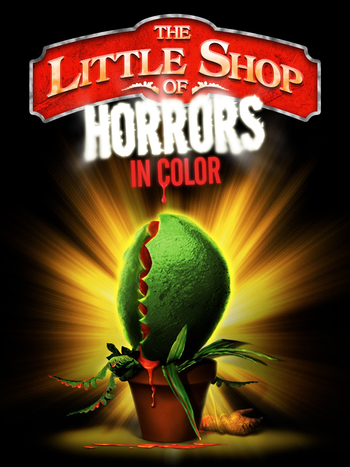 Little Shop of Horrors (in Color) on Amazon Prime Video UK