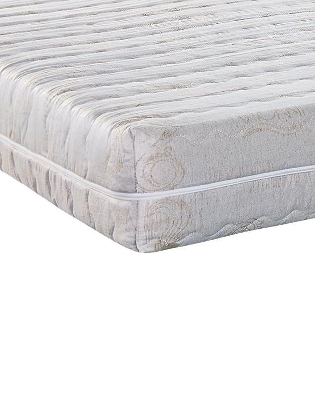 Stones Seven Materasso, Foam, Bianco, 180 x 200 x 20 cm
