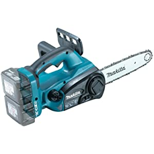 Makita XCU02Z 18V X2 LXT Lithium-Ion (36V) Cordless Chain Saw (Bare Tool Only), 12-Inch