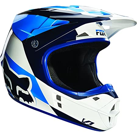 Casque Motocross Fox 2016 V1 Mako Blanc