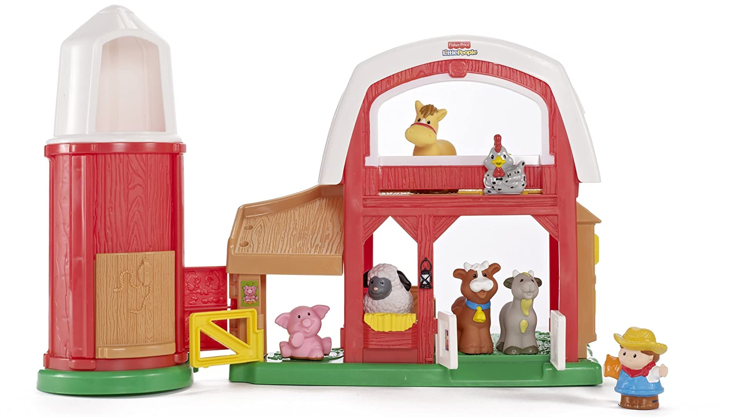 Fisher Price Little People Animal Sounds Farm