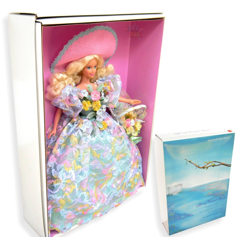 Barbie Collector # 12989 Spring Bouquet günstig online kaufen