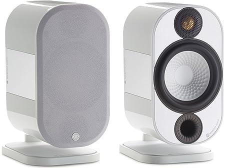 Monitor Audio Enceintes compactes Apex 10 Blanc