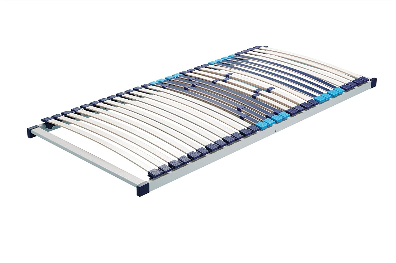 Hn8 Trioplus Plan Lattenrost mit 28 Leisten Extra stabiler komfortabler Schichtholz-Lattenrost - Grösse 140x210