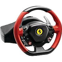 Thrustmaster VG Ferrari 458 Spider Racing Wheel for Xbox One + $50 Dell eGift Card