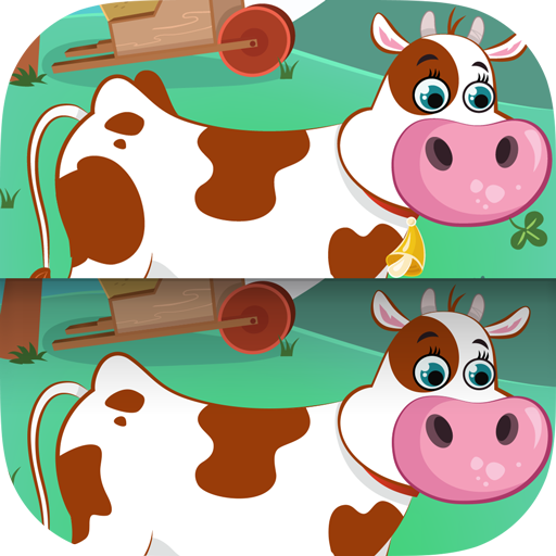 find-the-difference-farm-animals