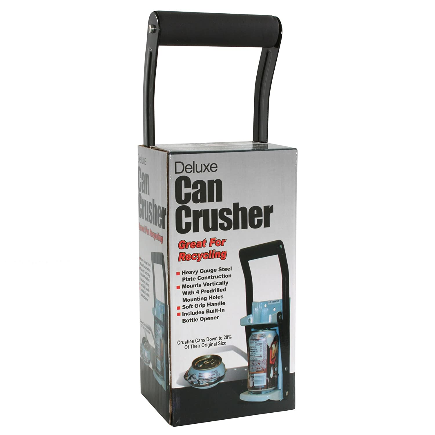 New Buffalotools Cncrsh Deluxe Can Crusher Ebay