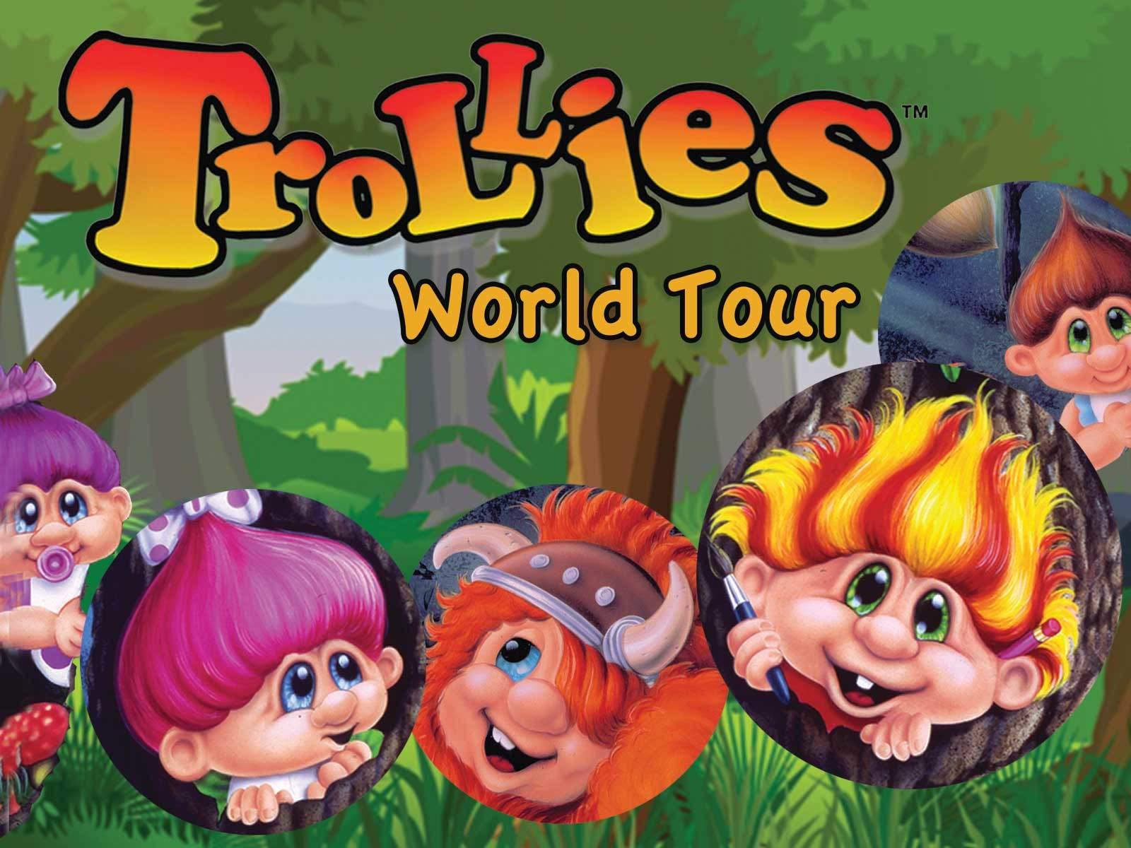Trollies World Tour on Amazon Prime Video UK