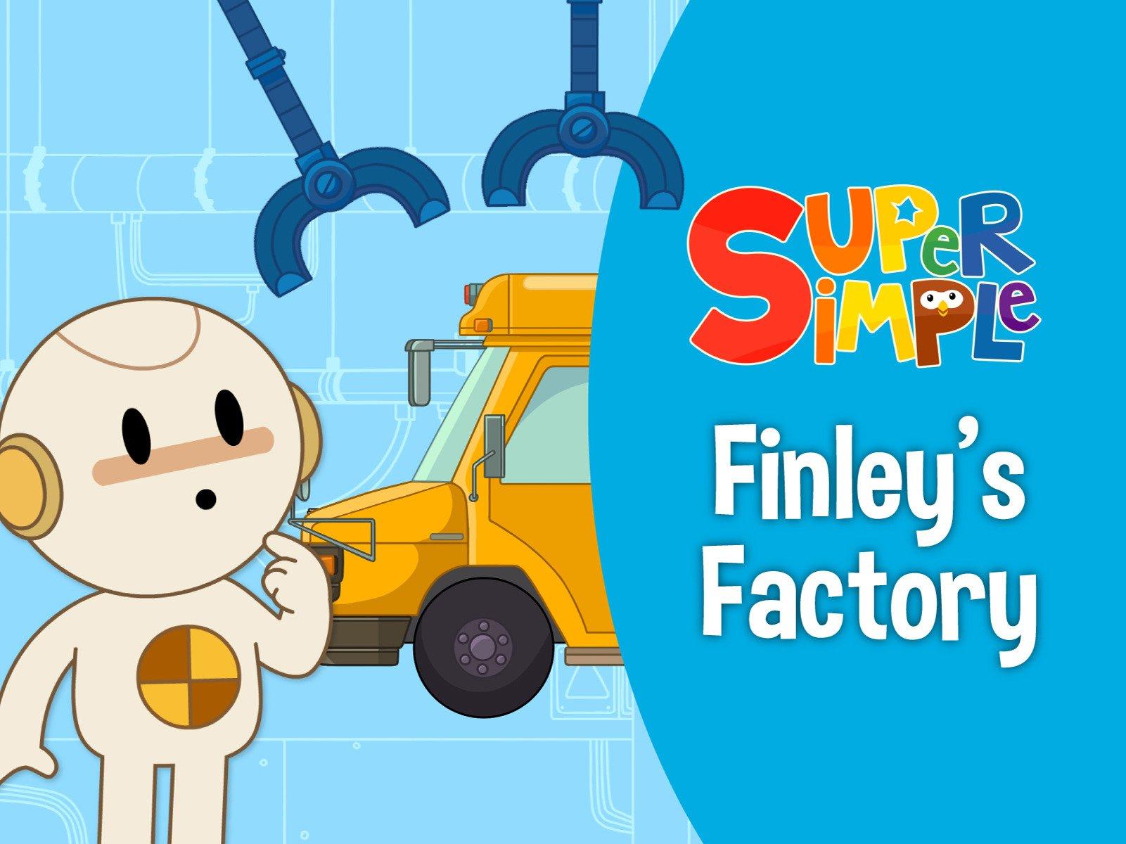 Finley's Factory - Season 1
