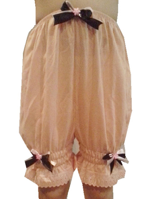 Frauen Handgefertigt Halb Slips UL3CBBW BROWN Half Slips Cotton Women Pettipants Lace günstig kaufen
