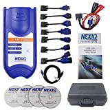 NEXIQ Auto Heavy Duty Truck Scanner Tool Diesel Scanner NEXIQ USB Link Nexiq 125032 USB Link