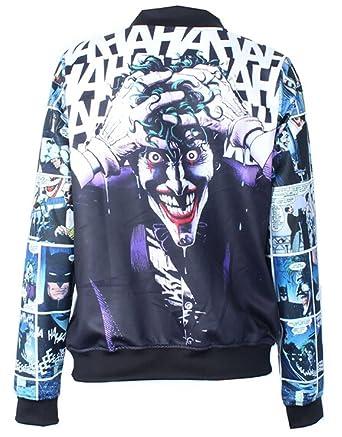 53299fc3cf Sale Novila Women Neon Galaxy Ptinted Sweatshirt Hoodies Zip up ...
