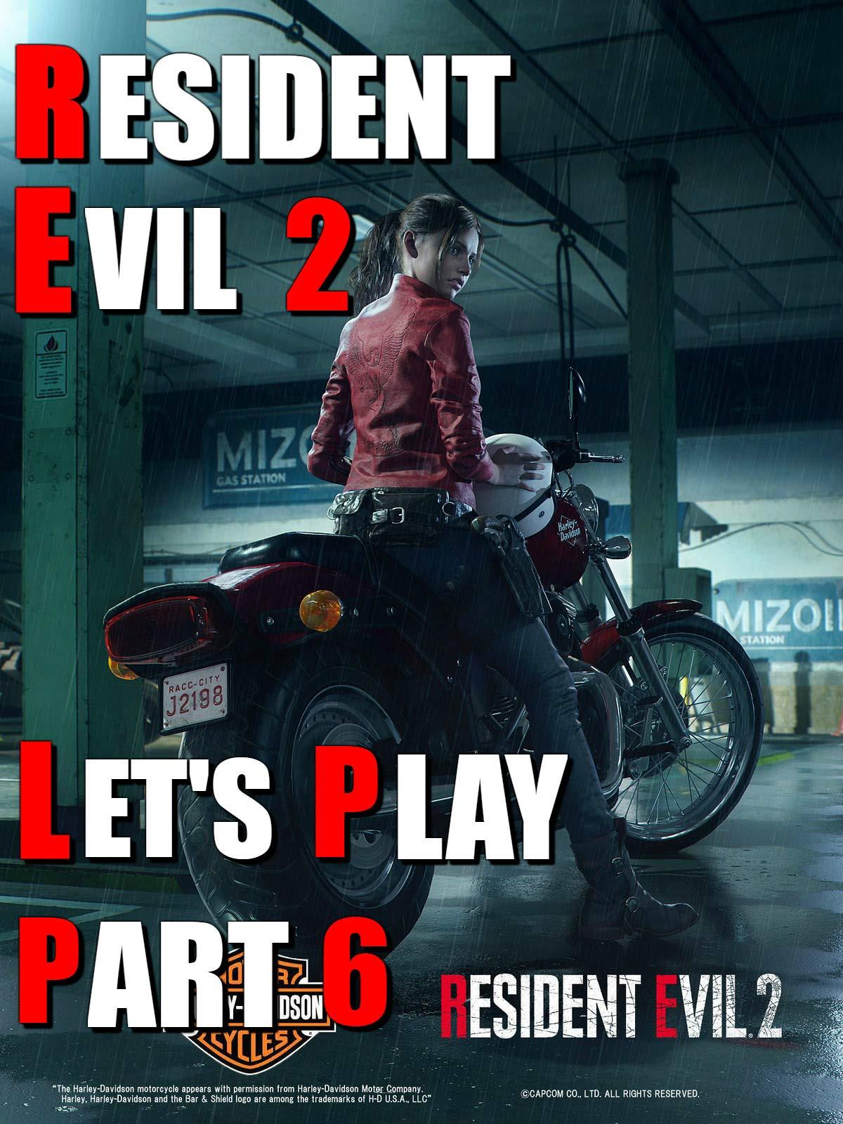 Resident Evil 2 | Let's Play | Part 6.