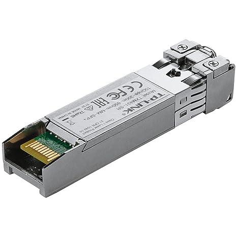 TP-LINK Module transmetteur SFP+ - 10GBase-SR - LC multi-mode - jusqu''à 300 m - 850 nm
