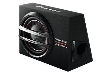 Pioneer TSWX305B Haut-parleur Noir