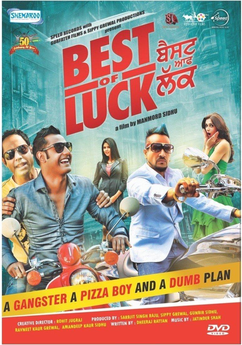 Best of Luck (2013) 1080p HEVC BluRay x265 640MB