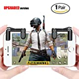 [UPGRADED version]Leuna PUBG Mobile Game controller Fire and Aim LR Trigger Buttons for PUBG Mobile / Fortnite / Rules of Survial