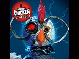 Robot Chicken - Staffel 1