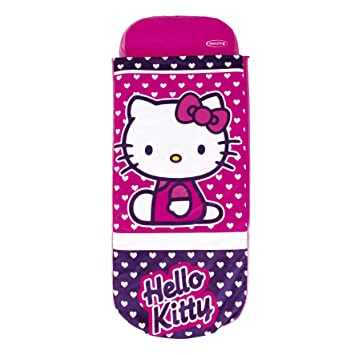 Worlds apart 864232 moderne readybed readybed tween hello kitty lit air tissus rose 150 - Armoire tissu hello kitty ...