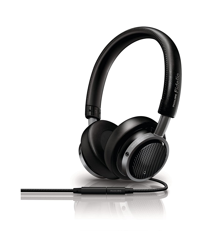 Philips M1/28 复古小耳罩耳机,带麦克风,原价9.99,现仅.99 - 第1张  | 淘她喜欢