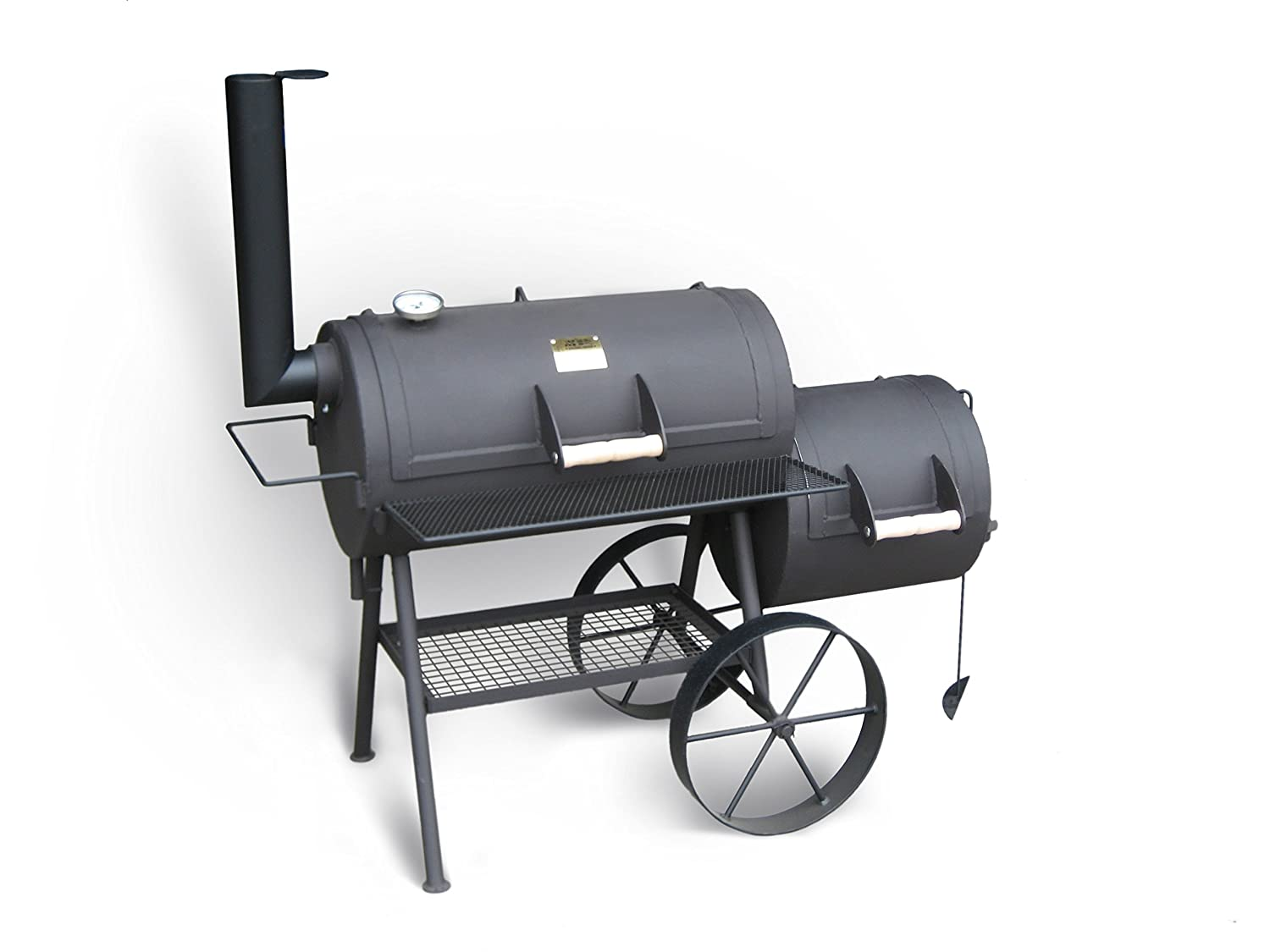joe s bbq smoker 16 tradition smoker grill bbq. Black Bedroom Furniture Sets. Home Design Ideas