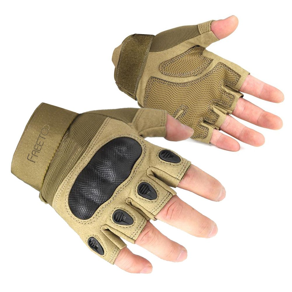Motorcycle gloves palm protection - Freetoo Tactical Gloves Are Designed For Tactical Operations Hard Impact Protection Finger Protection Against Extreme Impact And Abrasion Injuries