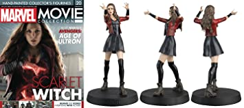 Marvel Movie Collection Figure #20 Scarlet Witch