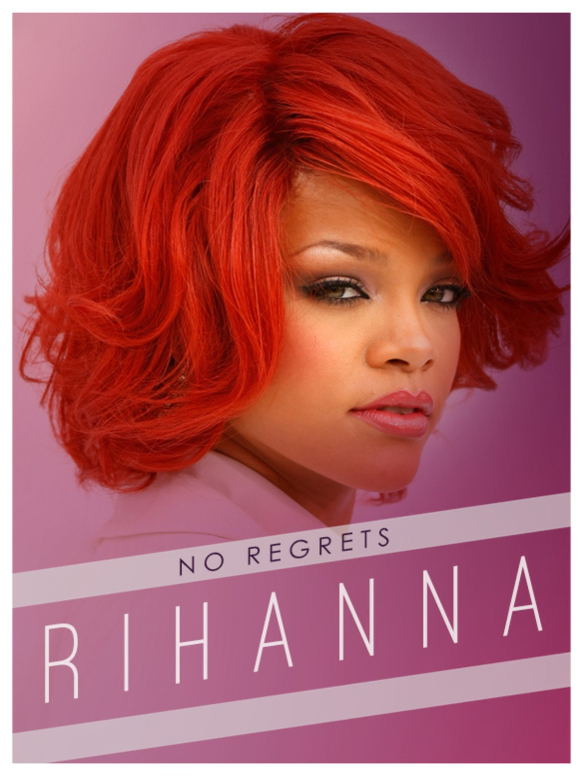 Rihanna: No Regrets on Amazon Prime Instant Video UK